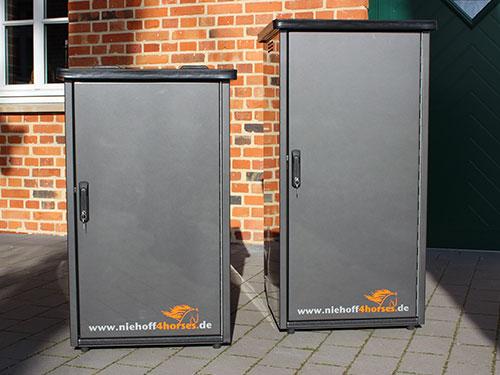 Competition buddy mobile saddle locker