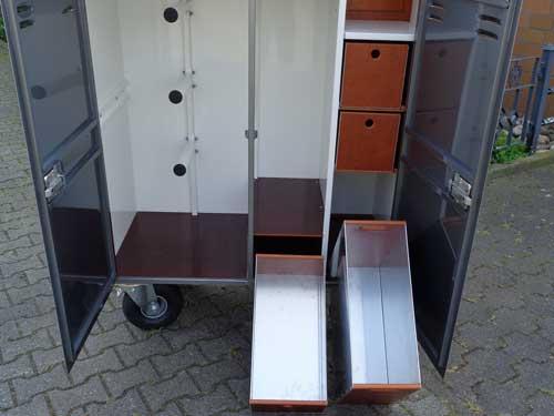 Portable drawers